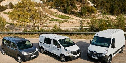 Renault LCV range gain X-Track extras, Master adds 4x4 - UPDATE