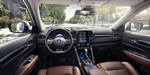 2017 Renault Koleos revealed, Australian debut within six months