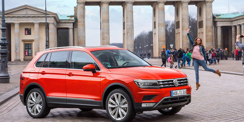 Volkswagen pitches itself as 'premium, but for the people'