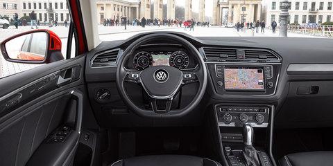 2017 Volkswagen Tiguan: Australian specifications revealed