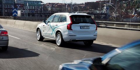 Volvo 'Drive Me London' trial puts regular drivers in driverless cars