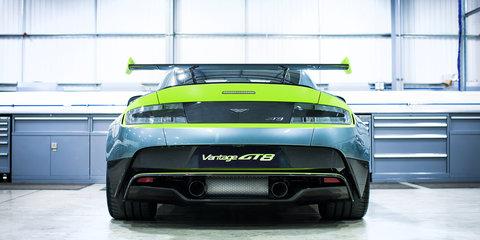 2017 Aston Martin Vantage GT8 unveiled