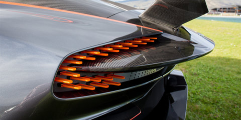 Aston Martin Vulcan: Southern Hemisphere's first delivery hits New Zealand