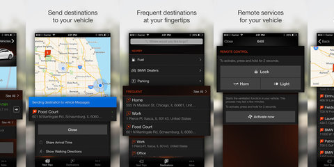 BMW Personal Mobility Companion: new app is part navigation, part personal assistant