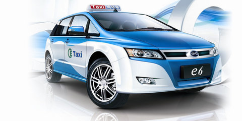 BYD E6 electric vehicle now available in Australia, more models coming