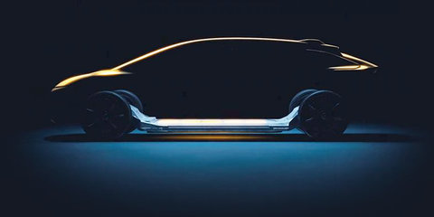 Faraday Future zooms in on new EV model teaser