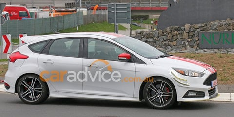 2017 Ford Focus 'ST270' or 'ST280' spied