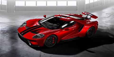 2017 Ford GT order book opens: 500 available, but none for Australia