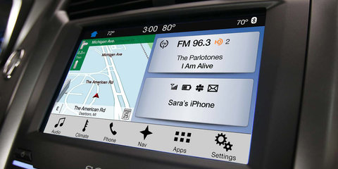 2016 Ford Focus: Australian range adds Sync 3 infotainment, new tech packs