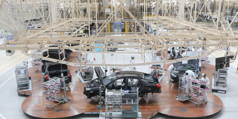 Honda unveils 'revolutionary' Cell Production assembly line system