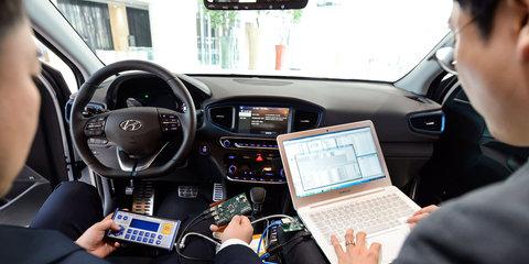 Hyundai details connected-car plans