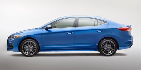 2017 Hyundai Elantra SR unveiled in South Korea - UPDATED
