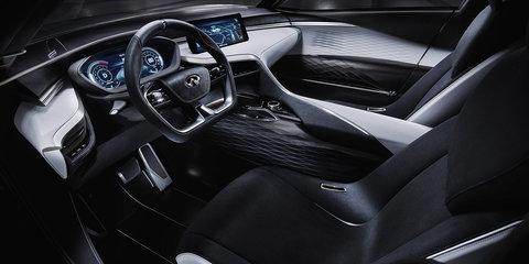 Infiniti QX Sport Inspiration concept unveiled, previews new QX50