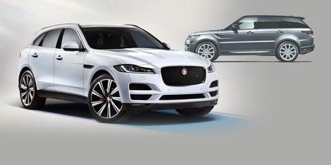 Jaguar F-Pace SUV won't cannibalise Land Rover sales