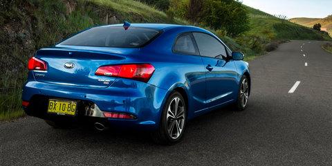Kia Cerato Koup exits Australian market