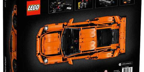 Lego releases Porsche 911 GT3 RS Technic set