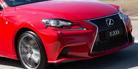 2017 Lexus IS facelift previewed ahead of Beijing debut