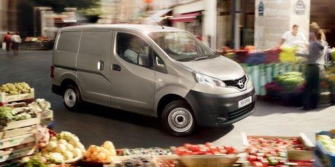 Nissan Australia still saying no to vans