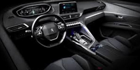 New Peugeot i-Cockpit infotainment system surfaces online