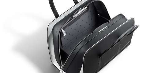 Rolls-Royce Wraith gets $50,000 bespoke luggage set