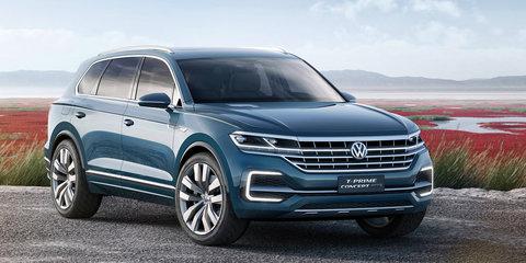 Volkswagen T-Prime GTE concept unveiled