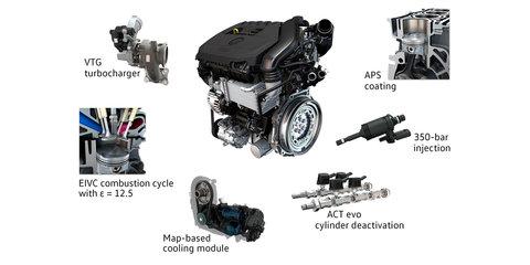 Volkswagen reveals more efficient new 1.5 TSI engine