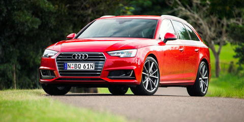 2016 Audi A4 Avant pricing and specifications