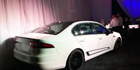 Ford Falcon XR8 Sprint donated for Juvenile Diabetes Research Fund: Build 1/750 manual XR8 Sprint up for grabs