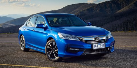 2016 Honda Accord pricing and specifications