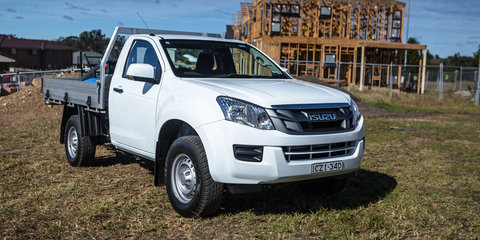 GM and Isuzu end ute collaboration, Holden Colorado to move upmarket
