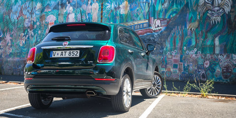 2016 Fiat 500X Lounge Review