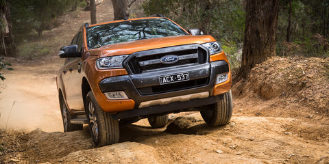 2017 Ford Ranger updates announced: Reverse camera on more variants, Sync 3, Euro 5 engines