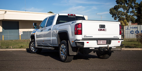 2016 GMC Sierra Denali 2500HD Review: Performax RHD conversion