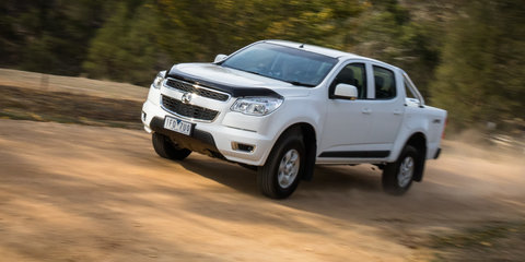 2016 Holden Colorado LS-X Review