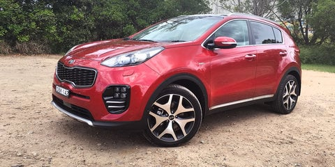 2016 Kia Sportage Platinum Petrol Review