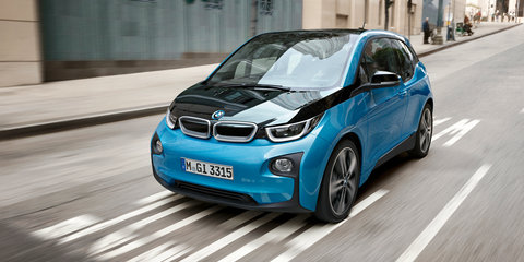 2017 BMW i3 revealed with bigger battery, greater range