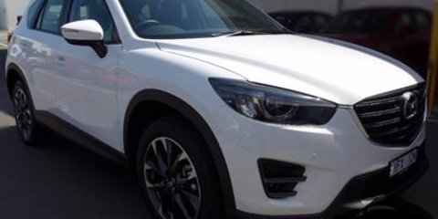 2016 Mazda CX-5 GT Safety (4x4) Review