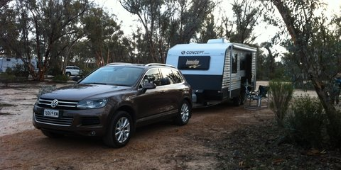 2012 Volkswagen Touareg V6 TDI Review Review