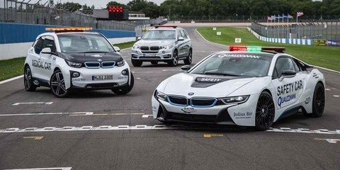BMW confirms Formula E racing project