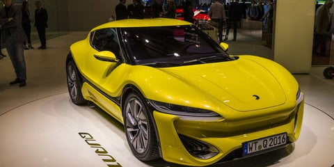 NanoFlowcell Quant 48Volt: 300km/h electric sports car set for Geneva reveal