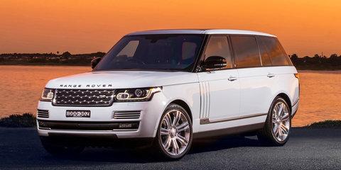 2016-2017 Range Rover, Range Rover Sport recalled for seatbelt fix
