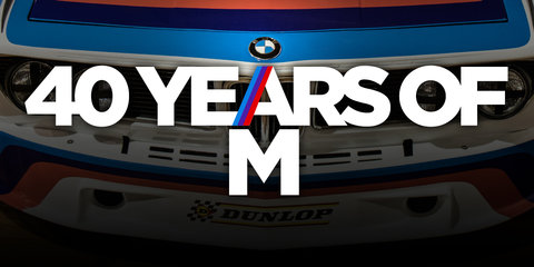 BMW M history - a quick look at 40 years of M