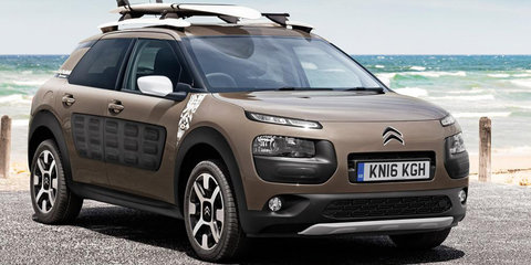 Citroen C4 Cactus Rip Curl revealed, Australian debut unlikely