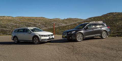 SUV sales overtake passenger cars