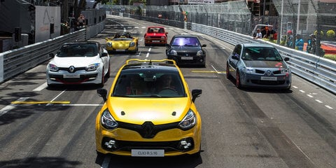Renault Clio RS.16 tipped for production, Australian launch has potential