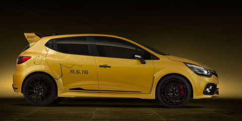 Renault Clio RS 16 could soon go into limited production - report