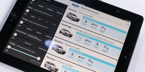 Ford Australia growing customer satisfaction rating at a rapid pace