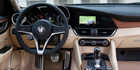 2017 Alfa Romeo Giulia pricing and specs