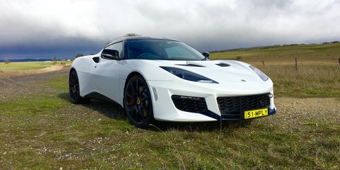 2016 Lotus Evora 400 Review: Quick Drive