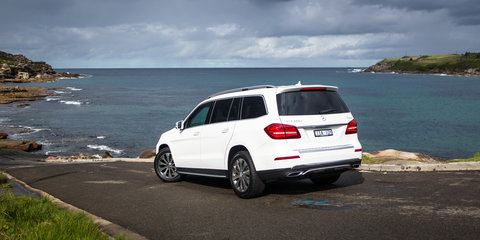 2016 Mercedes-Benz GLS350d Review